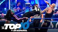 Top 10 Mejores Momentos de SmackDown En Espaol WWE Top 10 Jun 26 2020