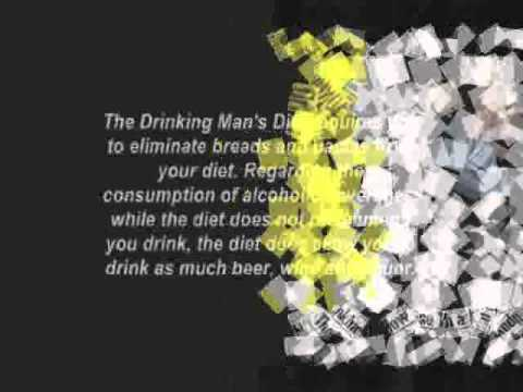 The Drinking Man's Diet How to Lose Weight with a Minimum of Wil