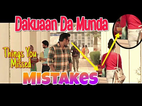 "(15 Mistakes) In ""DAKUAAN DA MUNDA"" Full Punjabi Movie 