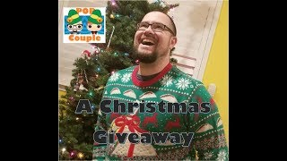 """Pop Couple """"A Christmas Story"""" Giveaway"""