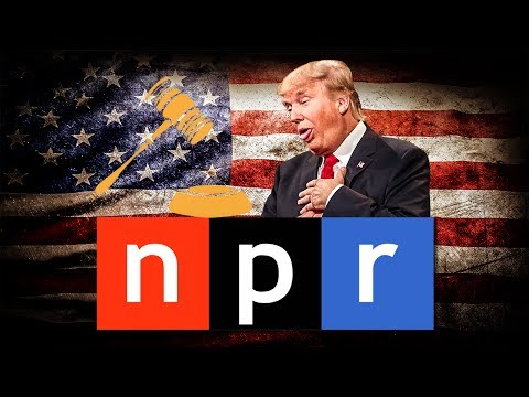 NPR Angers Trump Supporters By Tweeting Out Declaration Of Independence - The Ring of Fire