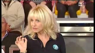 Antonella Clerici - Malore in diretta