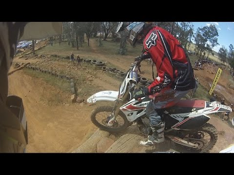 Farm Jam leg 2 2016 at Dirt Trax in Middelburg, South Africa. Full lap.