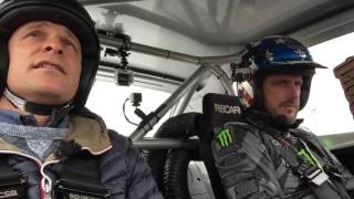 Ken Block Drift Crash Fail Unfall Mustang Gymkhana 9 uncut