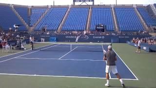 Andy Roddick Heat - US Open 2012 - HD