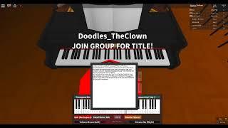 Divertimento- Siamo giovane roblox pianoforte