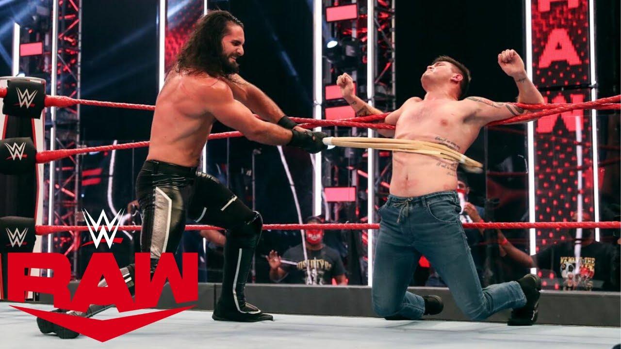 Download Seth Rollins détruit Dominik! Résultats WWE RAW 10 Août 2020