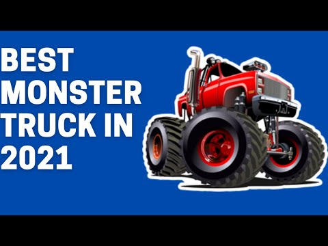 Toy Remote Control & Play Vehicles | Monster Truck in 2021