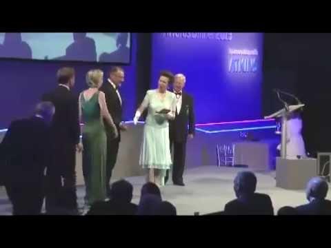 Academy Awards 2013 - MacRobert Award Winner - Real VNC -  Royal Academy of Engineering