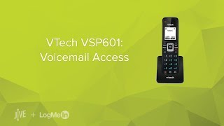 Using Your Phone: VTech VSP601 (Voicemail Access)