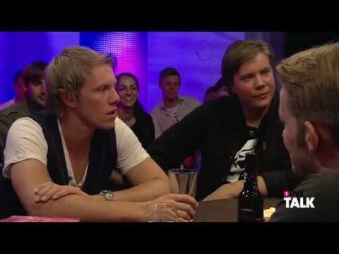 1LIVE Talk mit Frau Heinrich mit Simon und Thilo Gosejohann 17.07.2012