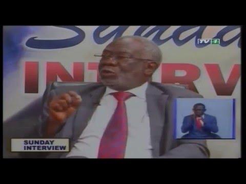 Luis E.R.C. Lopes -  Sunday Interview ZNBC TV 1 Host Grevazio Zulu Guest Hon. Fackson Shamenda MP