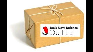 Посылка с Joe's New Balanc…