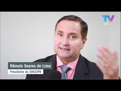 Presidente do Creci-PB concede entrevista à TV CRECISP