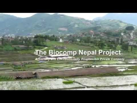 The Biocomp Nepal Project