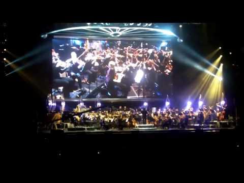 Лондонский королевский филармонический оркестр в КЗ «Крокус Сити Холл»
