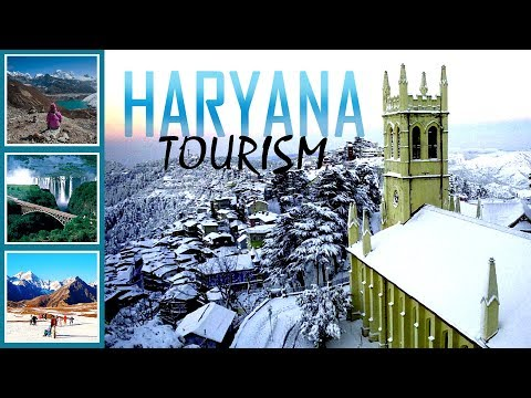 Tourist Place in Haryana || North India Tourism ||  Tourism in English