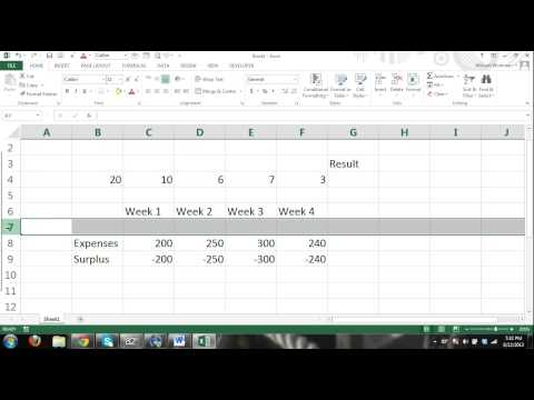 ms-excel-2013-tutorial-for-beginners-part-3---how-to-use-excel---formulas,-charts,-tables