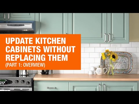 Updating Your Kitchen Cabinets Part 1: Overview