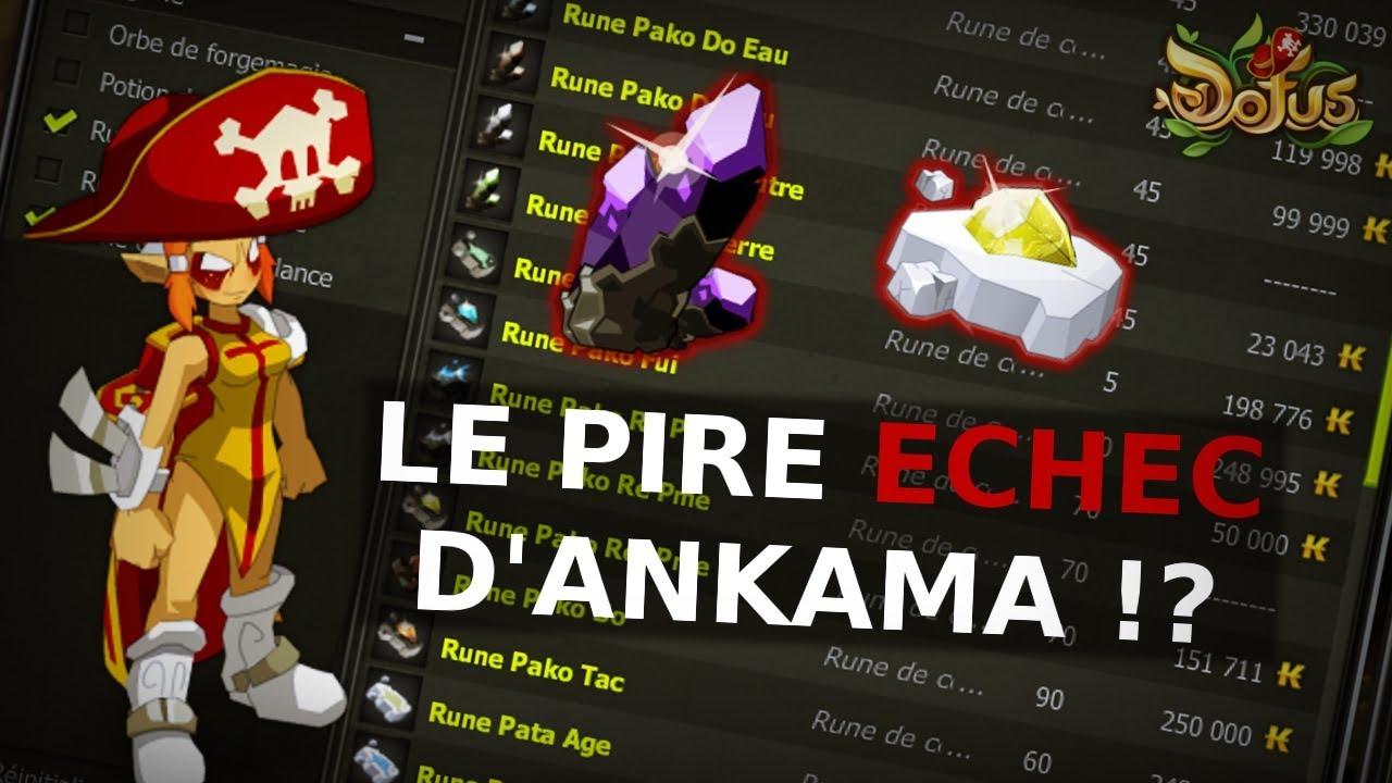 Gros Fail Dankama Les Runes De Transcendance Et De Corruption