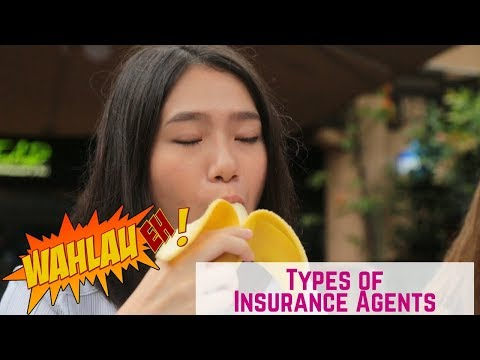 Insurance Agents | WahLau Eh! #42 | Happy-TV