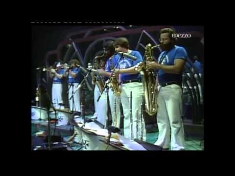Maynard Ferguson Big Band LIVE 1982. 02. Hollywood - better quality