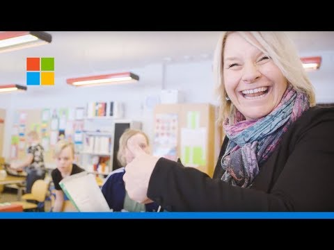 Make lifelong connections in the Microsoft Educator Community