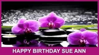 SueAnn   Birthday Spa - Happy Birthday