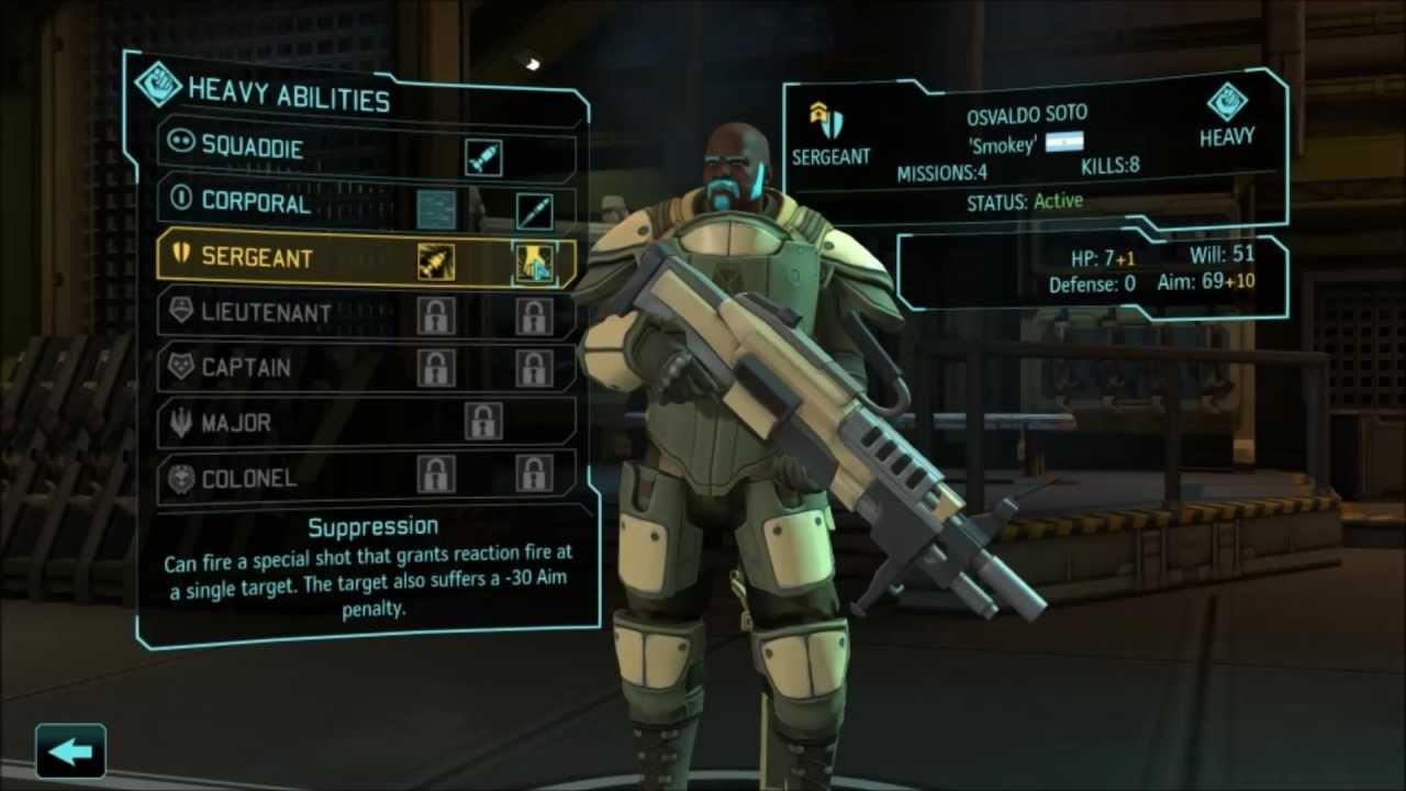 XCOM Enemy Unknown - Tutorial Part 2 - Capture a live ...  XCOM Enemy Unkn...