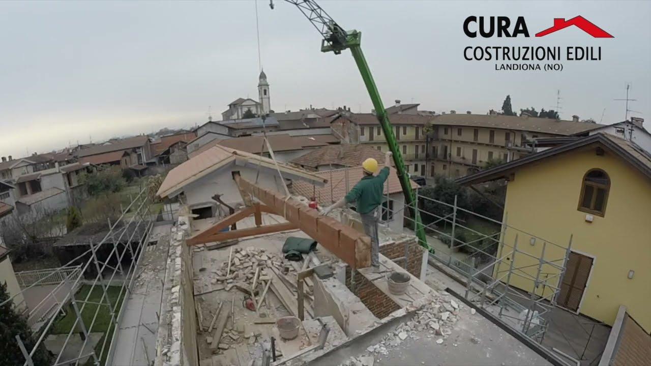 Costruire Tetto In Cemento demolizione/costruzione tetto isolato