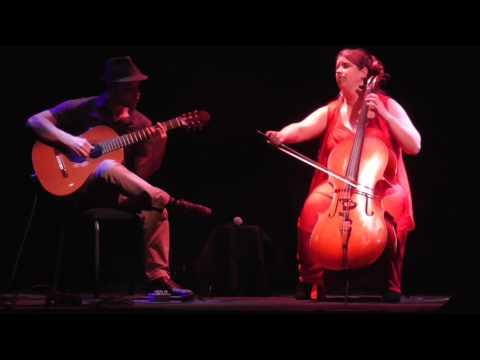 Shirley Smart/Peter Michaels Duo - Orinoco Lane