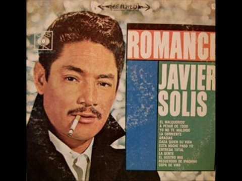 En Mi Viejo San Juan Javier Solís Con Letra Youtube