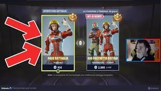 SUPER GLITCH FORTNITE - COMMENT AVOIR LE PASS BATTLE SEASON 3 GRATUIT!
