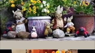 Вазоны для уличных цветов  Как использовать  вазоны  в декоре двора(А почему бы и нет? Посмотрите как искусно подобраны цветы в изумительных уличных вазонах. Конечно,уличные..., 2016-06-17T18:30:19.000Z)