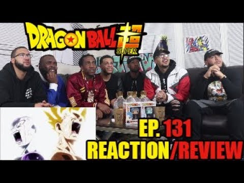 UNTIL NEXT TIME: DRAGON BALL SUPER EP. 131 REACTION/REVIEW FINALE