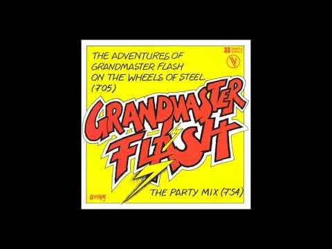 Grandmaster Flash - The adventures of Grandmaster Flash on the wheels of steel