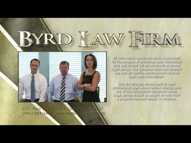 Right To Remain Silent - Derek Byrd, Byrd Law Firm Sarasota Florida