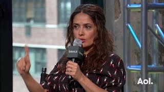 Salma Hayek on Latina Women in Hollywood