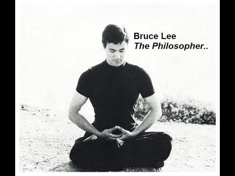 The Wisdom & Insight Of Bruce Lee...