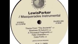 lewis parker - a thousand fragments (instrumental)