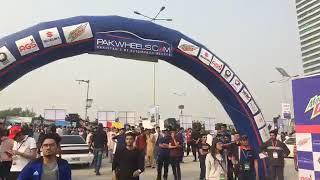 Car Show Rawalpindi Pakistan 2017