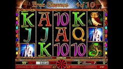 Book of Magic, classic slot game from multigame system.