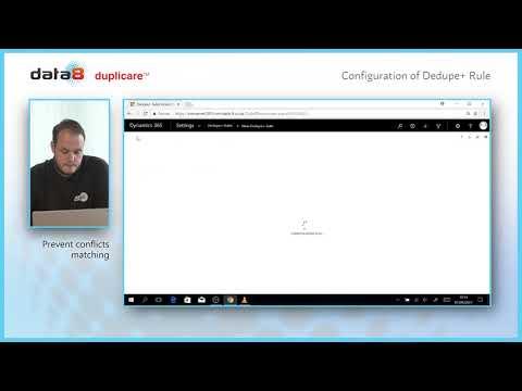 Data8 duplicare™ - de-duplication