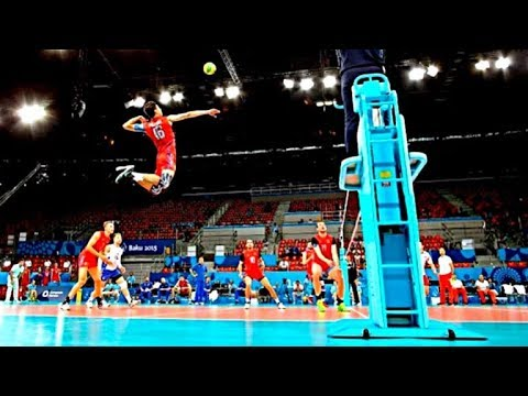 The Most Beautiful Volleyball Actions (HD)