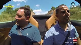Le Garage S05E02 : McLaren 570S Spider et Jeep Compass 2017