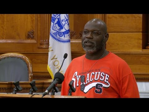 Earl Speaks Up on Behalf of Villalobos, Parolees and Second Chances