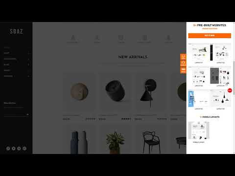 Soaz - Furniture Store WordPress WooCommerce Theme Mobile Layout Read thumbnail