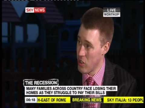 Save the Family on Sky News 2 of 4 - Tim McLachlan...
