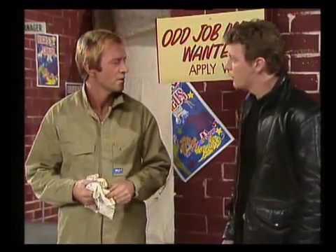 Paul Hogan Show Odd Job Man Wanted