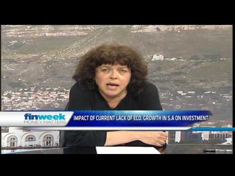 Impact of current lack of economic growth in S.A on investment